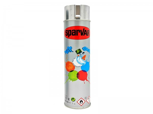Tuff Colors 600ml Chromsilver no balls (Aromatenfrei)