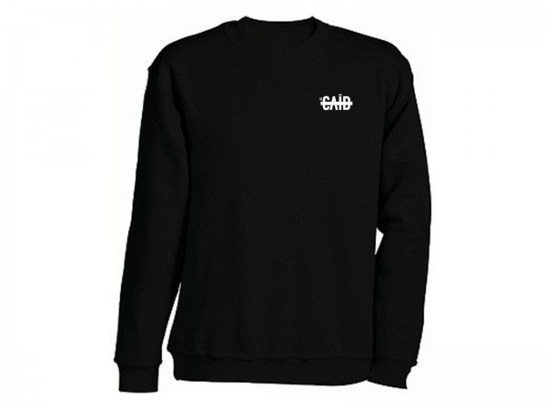 Le Caid Label Sweatshirt Small