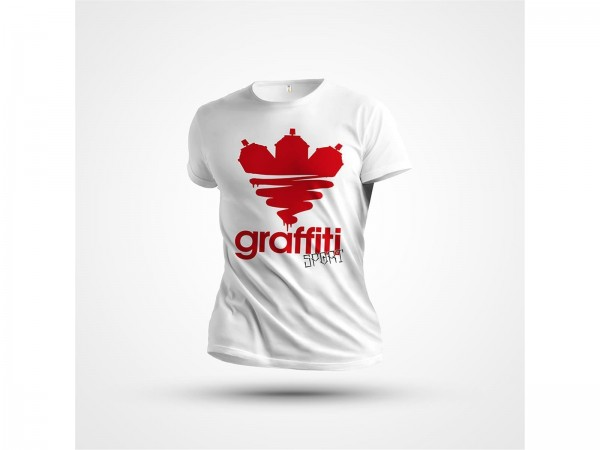 Graffiti Sport T-Shirt