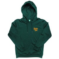 MONTANA CANS HOODY TAG BY SHAPIRO – GREEN Size L