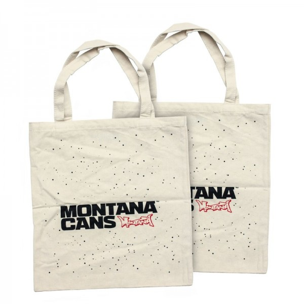 Montana Cotton Bag - Typo-Logo Stars