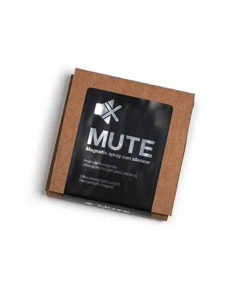 MTN Mute Can Silencer Magnet
