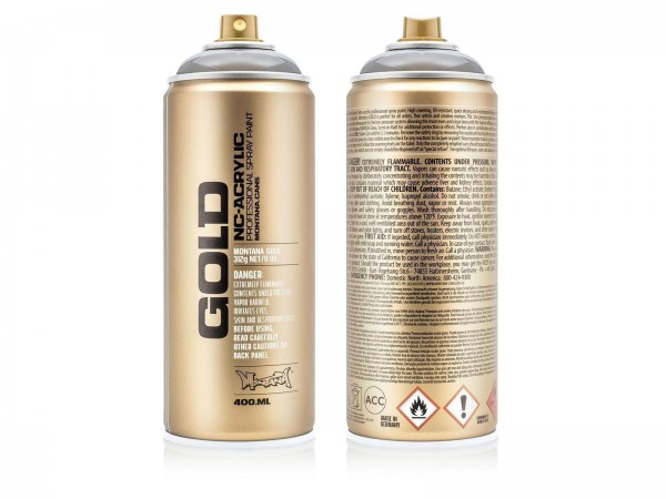 Montana Gold 400ml - Transparent Colors
