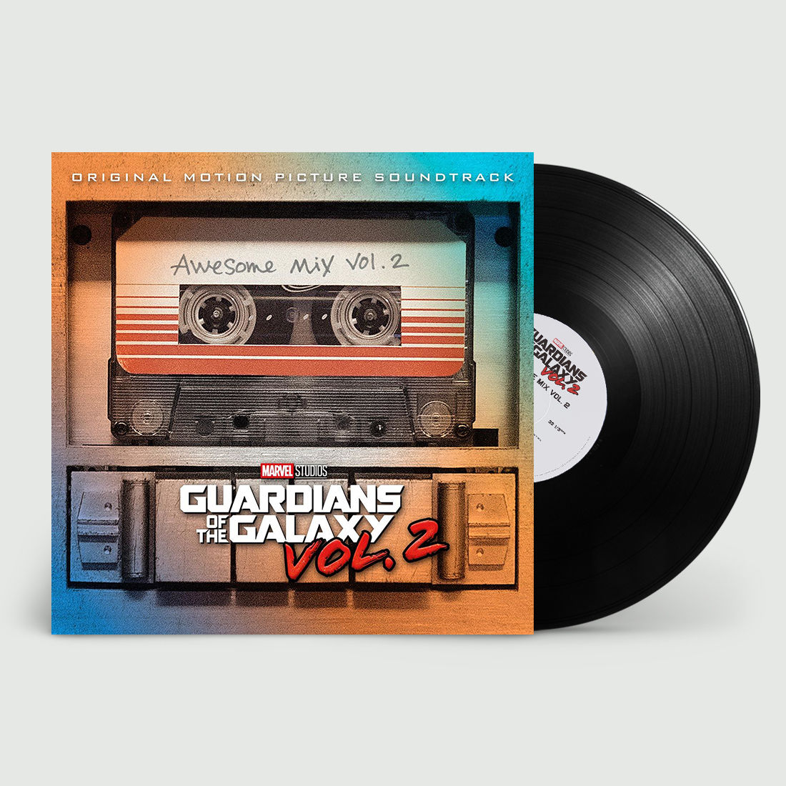 Stream: Das originale Awesome Mix Tape aus Guardians of the Galaxy